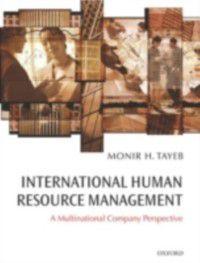 International Human Resource Management, Monir Tayeb