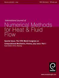International Journal of Numerical Methods for Heat & Fluid Flow: International Journal of Numerical Methods for Heat & Fluid Flow, Volume 14, Issue 1
