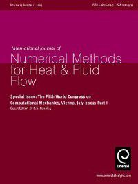 International Journal of Numerical Methods for Heat & Fluid Flow: International Journal of Numerical Methods for Heat & Fluid Flow, Volume 14, Issue 1