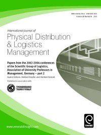International Journal of Physical Distribution & Logistics Management: International Journal of Physical Distribution & Logistics Management, Volume 35, Issue 6