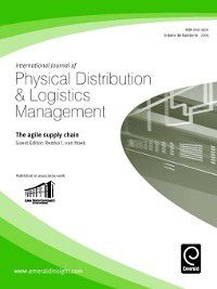 International Journal of Physical Distribution & Logistics Management: International Journal of Physical Distribution & Logistics Management, Volume 36, Issue 6