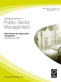 International Journal of Public Sector Management: International Journal of Public Sector Management, Volume 18, Issue 2