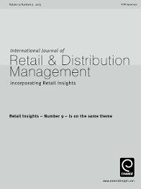 International Journal of Retail & Distribution Management, Volume 31, Issue 9