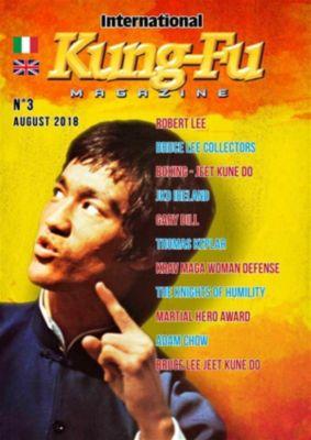 International Kung Fu Magazine N.3, BGM INTERNATIONAL SRO