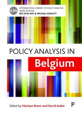 International Library of Policy Analysis: Policy analysis in Belgium