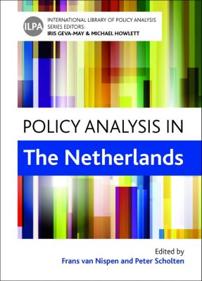 International Library of Policy Analysis: Policy analysis in the Netherlands