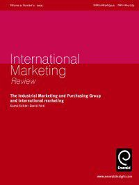 International Marketing Review: International Marketing Review, Volume 21, Issue 2