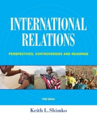 International Relations, Keith Shimko