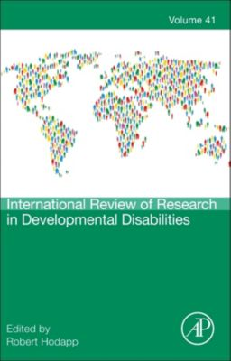 International Review of Research in Developmental Disabilities: International Review of Research in Developmental Disabilities