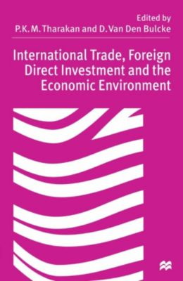 International Trade, Foreign Direct Investment and the Economic Environment