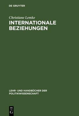 Internationale Beziehungen, Christiane Lemke