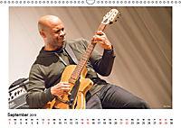 Internationale Meister des Jazz in Farbe (Wandkalender 2019 DIN A3 quer) - Produktdetailbild 9