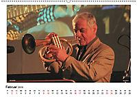 Internationale Meister des Jazz in Farbe (Wandkalender 2019 DIN A2 quer) - Produktdetailbild 2