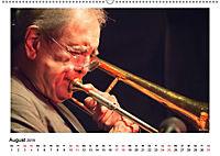 Internationale Meister des Jazz in Farbe (Wandkalender 2019 DIN A2 quer) - Produktdetailbild 8