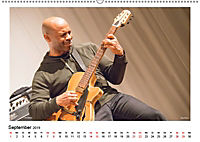 Internationale Meister des Jazz in Farbe (Wandkalender 2019 DIN A2 quer) - Produktdetailbild 9