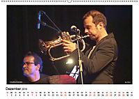Internationale Meister des Jazz in Farbe (Wandkalender 2019 DIN A2 quer) - Produktdetailbild 12