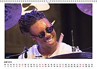 Internationale Meister des Jazz in Farbe (Wandkalender 2019 DIN A3 quer) - Produktdetailbild 7