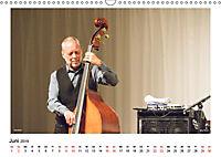 Internationale Meister des Jazz in Farbe (Wandkalender 2019 DIN A3 quer) - Produktdetailbild 6