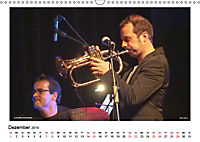 Internationale Meister des Jazz in Farbe (Wandkalender 2019 DIN A3 quer) - Produktdetailbild 12
