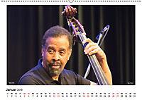 Internationale Meister des Jazz in Farbe (Wandkalender 2019 DIN A2 quer) - Produktdetailbild 1