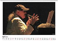 Internationale Meister des Jazz in Farbe (Wandkalender 2019 DIN A2 quer) - Produktdetailbild 4