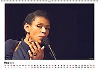 Internationale Meister des Jazz in Farbe (Wandkalender 2019 DIN A2 quer) - Produktdetailbild 3