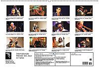 Internationale Meister des Jazz in Farbe (Wandkalender 2019 DIN A2 quer) - Produktdetailbild 13