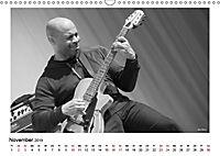 Internationale Meister des Jazz in Schwarzweiß (Wandkalender 2019 DIN A3 quer) - Produktdetailbild 9