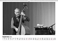 Internationale Meister des Jazz in Schwarzweiß (Wandkalender 2019 DIN A3 quer) - Produktdetailbild 10