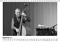 Internationale Meister des Jazz in Schwarzweiss (Wandkalender 2019 DIN A4 quer) - Produktdetailbild 9