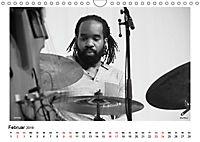 Internationale Meister des Jazz in Schwarzweiss (Wandkalender 2019 DIN A4 quer) - Produktdetailbild 2