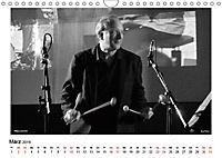Internationale Meister des Jazz in Schwarzweiss (Wandkalender 2019 DIN A4 quer) - Produktdetailbild 3