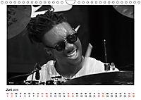 Internationale Meister des Jazz in Schwarzweiss (Wandkalender 2019 DIN A4 quer) - Produktdetailbild 6