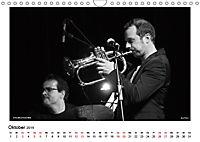 Internationale Meister des Jazz in Schwarzweiss (Wandkalender 2019 DIN A4 quer) - Produktdetailbild 10