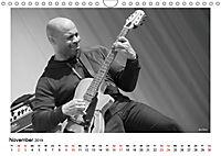 Internationale Meister des Jazz in Schwarzweiss (Wandkalender 2019 DIN A4 quer) - Produktdetailbild 11