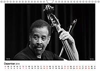 Internationale Meister des Jazz in Schwarzweiss (Wandkalender 2019 DIN A4 quer) - Produktdetailbild 12
