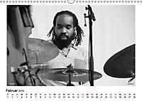 Internationale Meister des Jazz in Schwarzweiss (Wandkalender 2019 DIN A3 quer) - Produktdetailbild 2