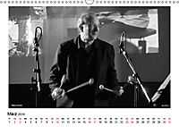 Internationale Meister des Jazz in Schwarzweiss (Wandkalender 2019 DIN A3 quer) - Produktdetailbild 3