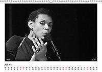 Internationale Meister des Jazz in Schwarzweiss (Wandkalender 2019 DIN A3 quer) - Produktdetailbild 7
