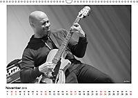 Internationale Meister des Jazz in Schwarzweiß (Wandkalender 2019 DIN A3 quer) - Produktdetailbild 11