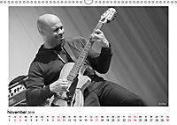 Internationale Meister des Jazz in Schwarzweiss (Wandkalender 2019 DIN A3 quer) - Produktdetailbild 11