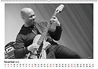 Internationale Meister des Jazz in Schwarzweiß (Wandkalender 2019 DIN A2 quer) - Produktdetailbild 11