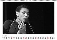 Internationale Meister des Jazz in Schwarzweiß (Wandkalender 2019 DIN A2 quer) - Produktdetailbild 7