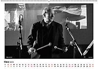 Internationale Meister des Jazz in Schwarzweiß (Wandkalender 2019 DIN A2 quer) - Produktdetailbild 3