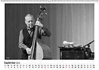 Internationale Meister des Jazz in Schwarzweiß (Wandkalender 2019 DIN A2 quer) - Produktdetailbild 9