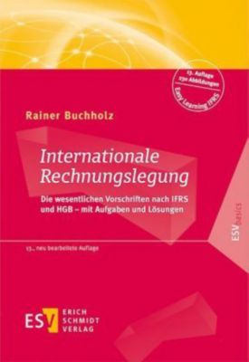 Internationale Rechnungslegung, Rainer Buchholz
