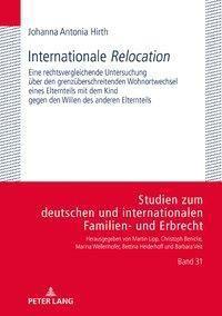Internationale «Relocation», Johanna Antonia Hirth