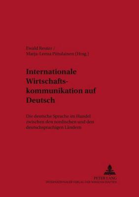 Internationale Wirtschaftskommunikation auf Deutsch