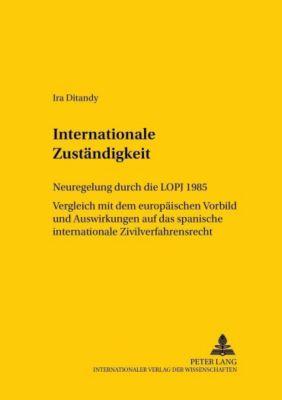 Internationale Zuständigkeit, Ira Ditandy