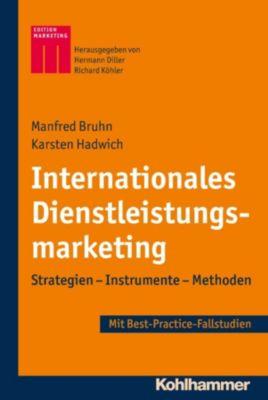 Internationales Dienstleistungsmarketing, Manfred Bruhn, Karsten Hadwich